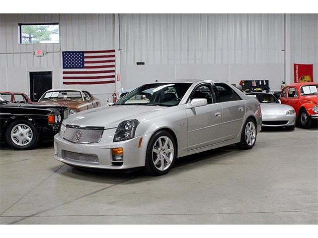 Picture of '04 CTS located in Kentwood Michigan - R462