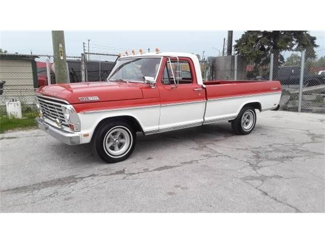 Picture of '67 F100 - R0M9