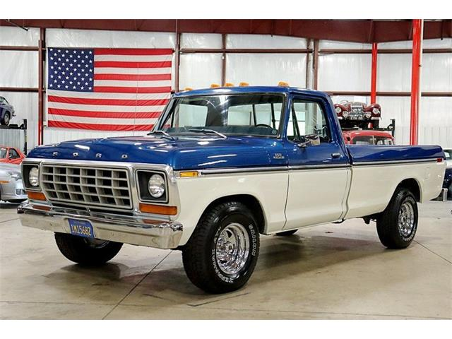 Picture of '78 F150 - R46J