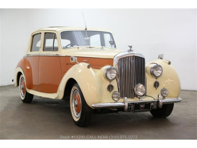 Picture of Classic 1954 Bentley R Type - $16,750.00 - R48Q