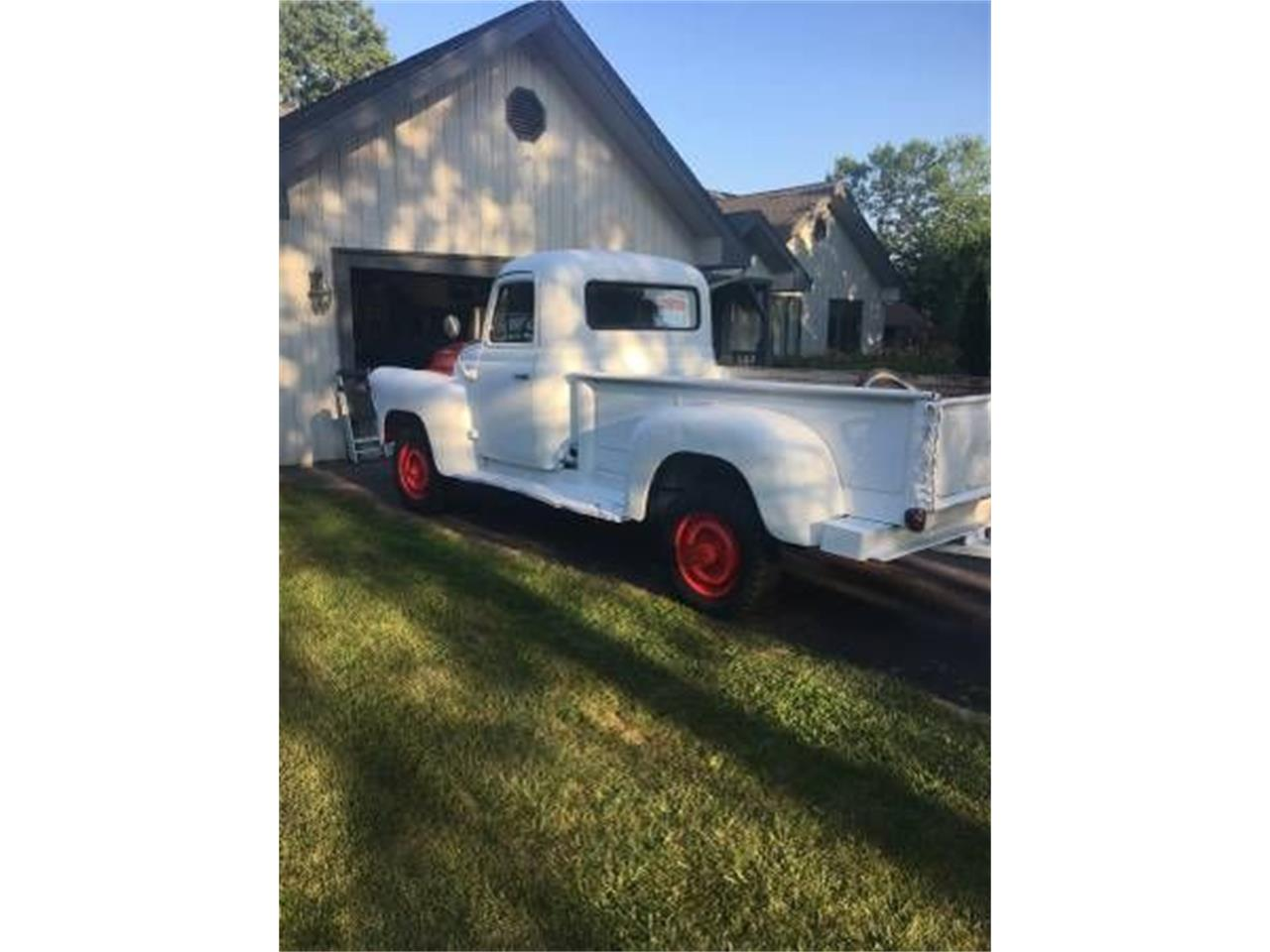 Large Picture of '57 Pickup - R0MJ