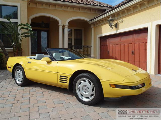 Picture of '92 Corvette - R4AT
