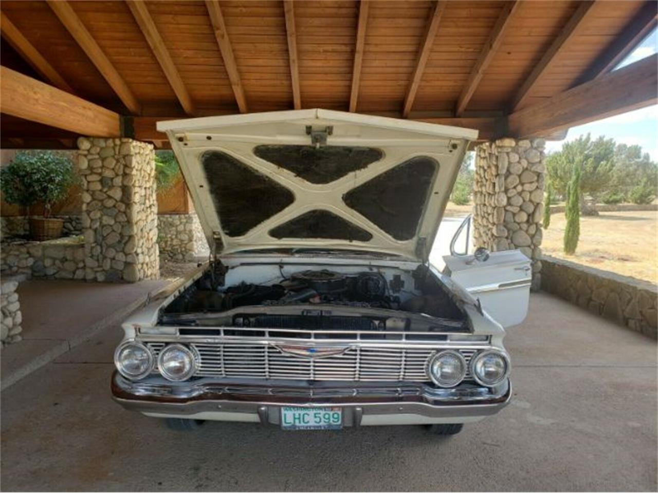 Large Picture of Classic '61 Impala located in Michigan - $20,495.00 - R0MQ