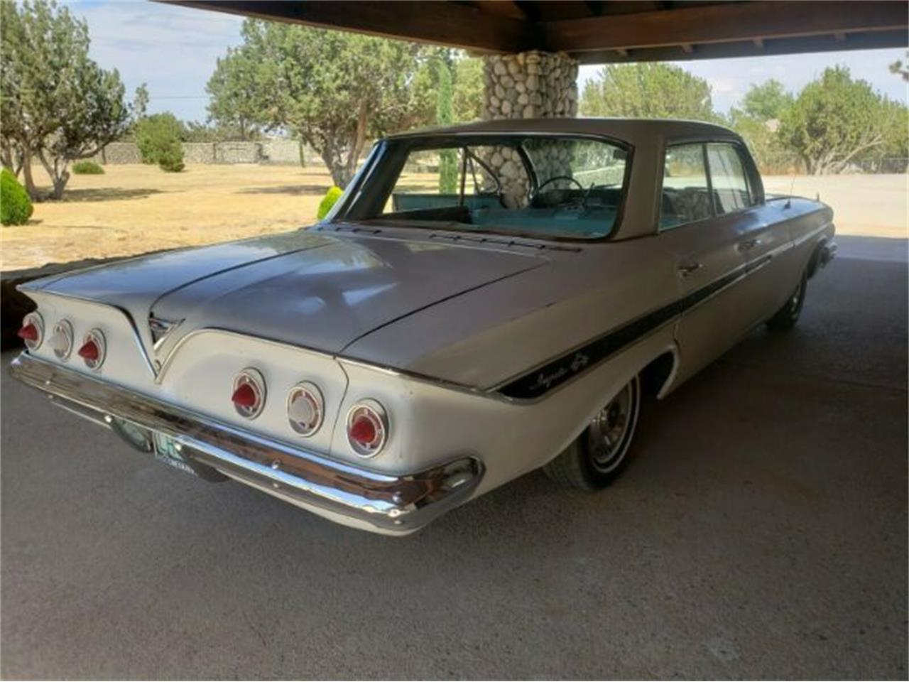 Large Picture of 1961 Chevrolet Impala Offered by Classic Car Deals - R0MQ