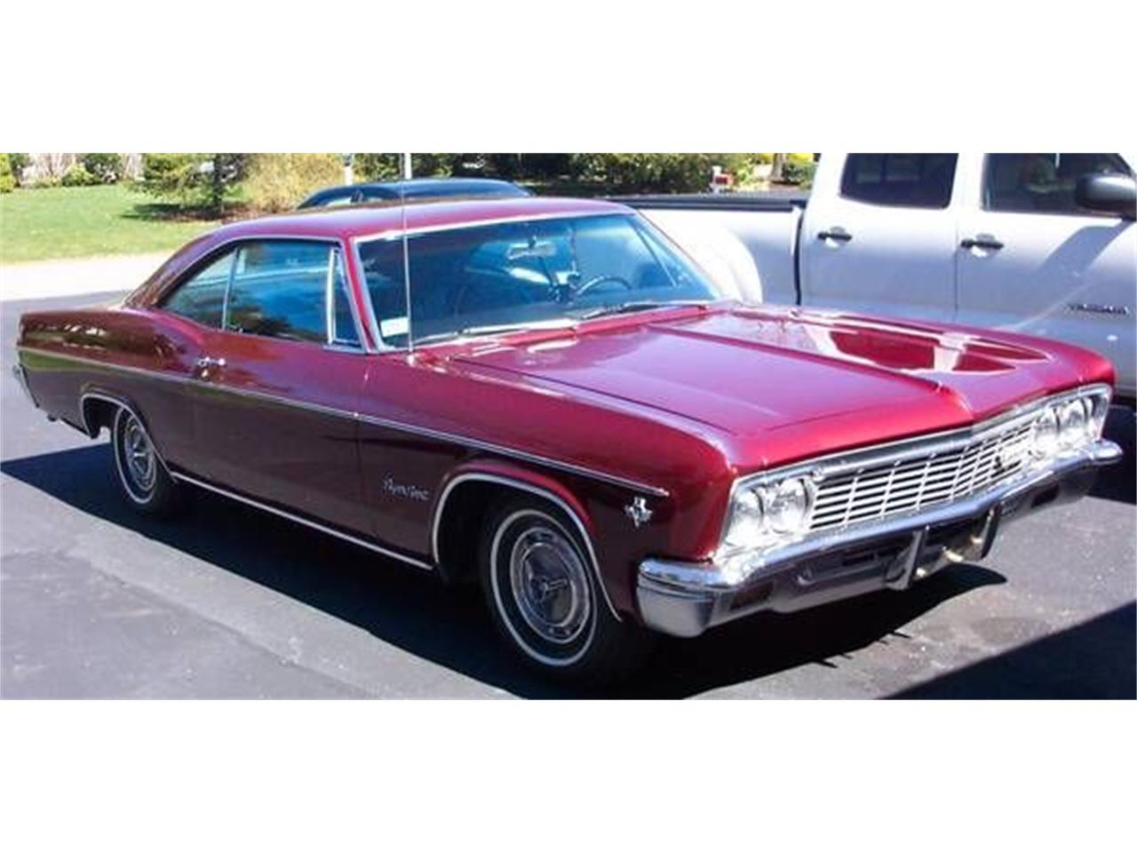 Large Picture of '66 Impala - R0MZ