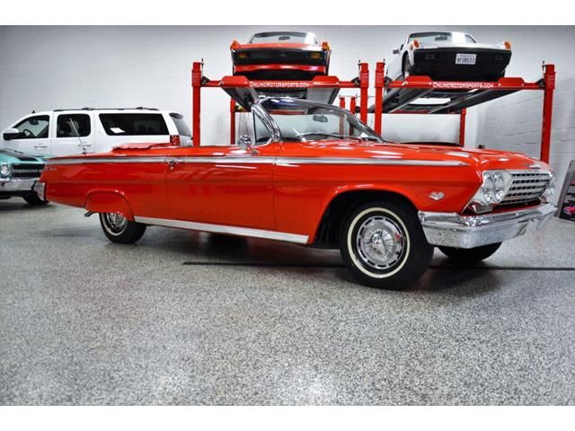 Picture of '62 Impala SS - R4FW