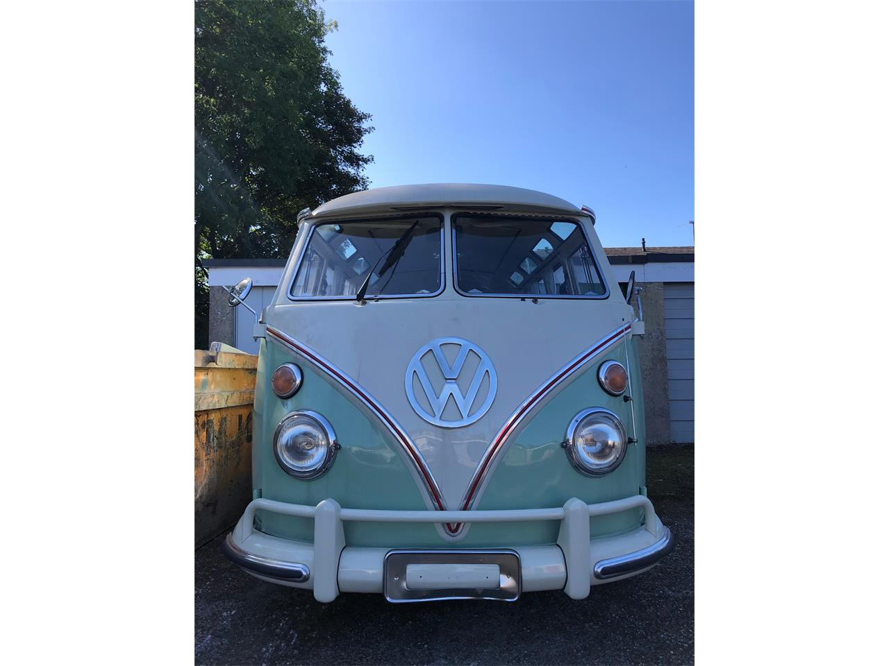 Large Picture of '66 Bus - R4HK
