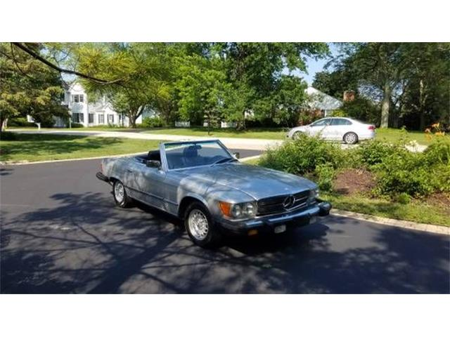 Picture of '82 380SL - R0NG