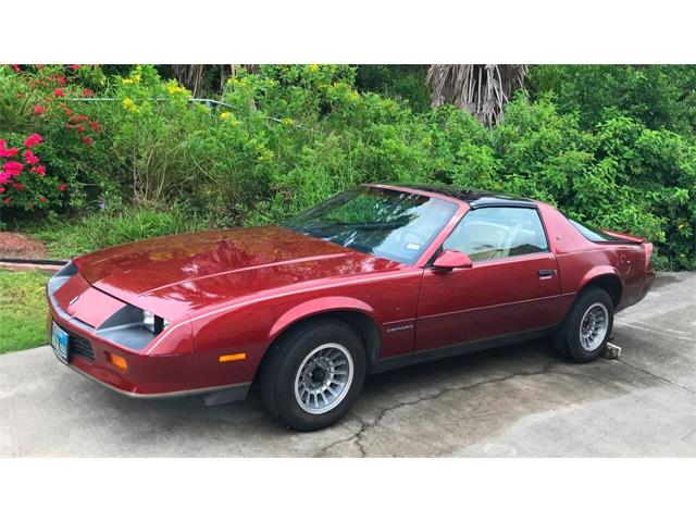 Picture of '87 Chevrolet Camaro - $9,750.00 - R4J3
