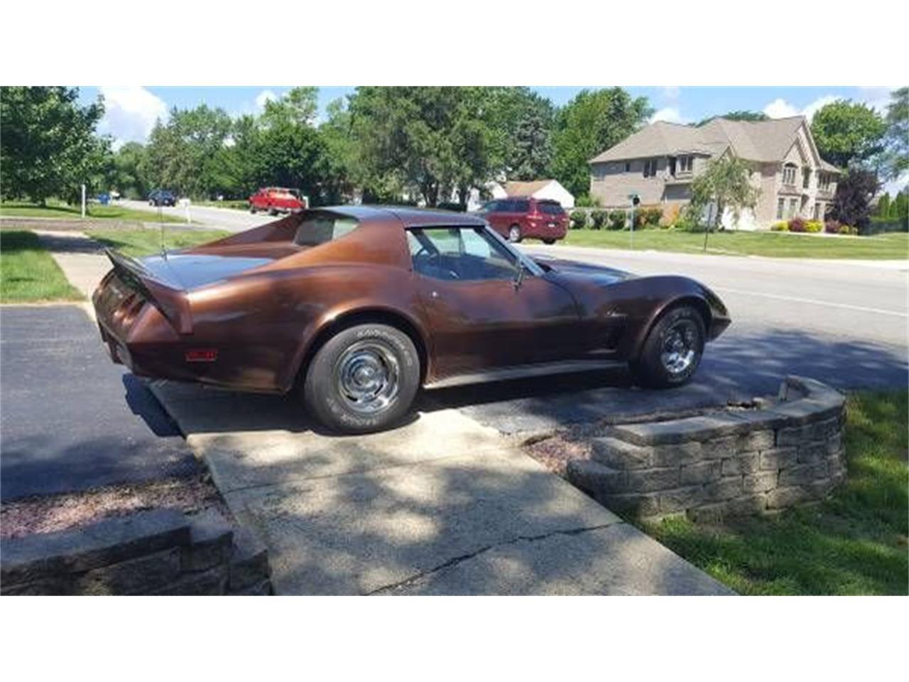 Large Picture of '74 Corvette - R0NJ