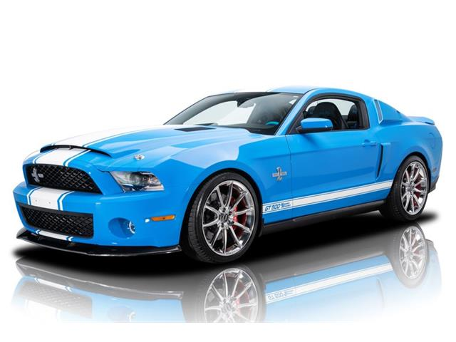 Picture of '12 Mustang - R4KK