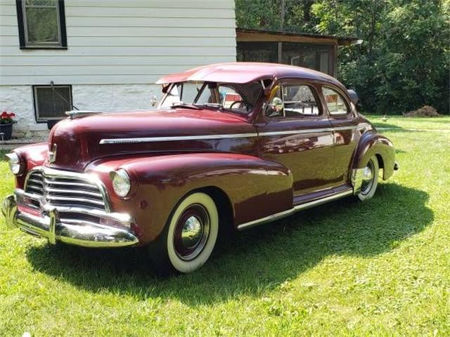 Picture of Classic 1946 Business Coupe - R0NO