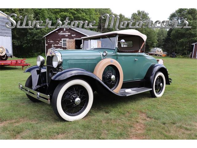 Picture of '30 Model A - R4LM