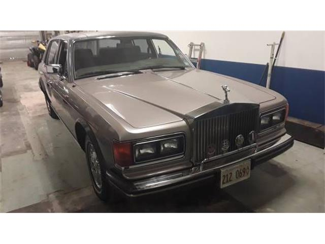 Picture of 1985 Silver Spur located in Michigan Offered by  - R0NU
