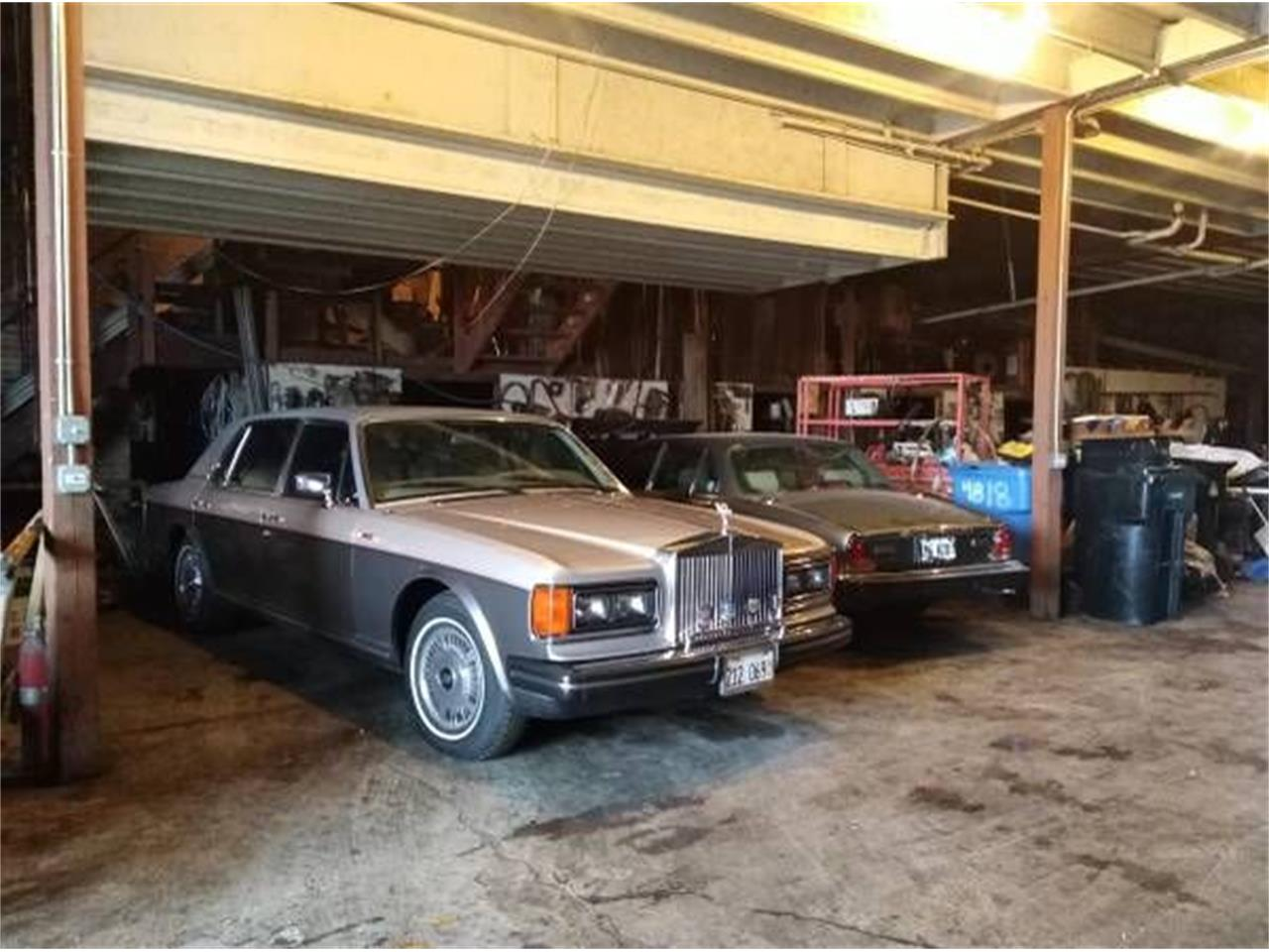 Large Picture of '85 Silver Spur - R0NU