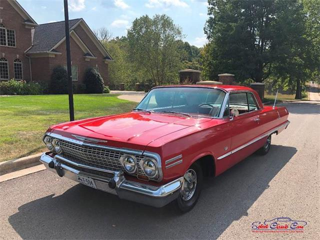 Picture of '63 Impala - R4MX