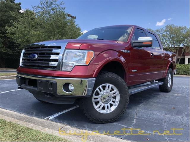 Picture of '13 F150 - R4P1