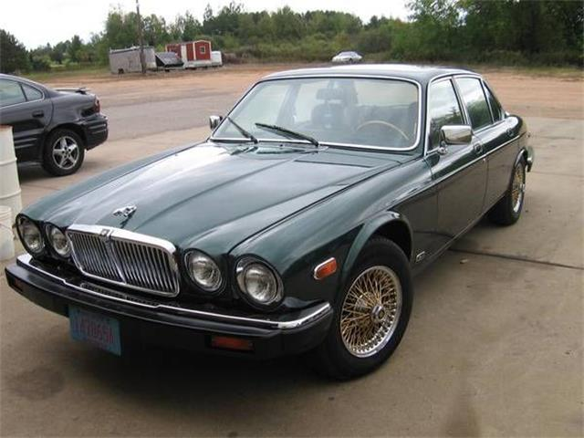 Picture of '87 XJ6 - R0OD