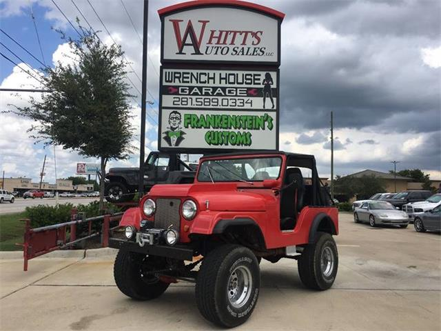 Picture of Classic '66 Jeep Wrangler located in Texas - R4T0
