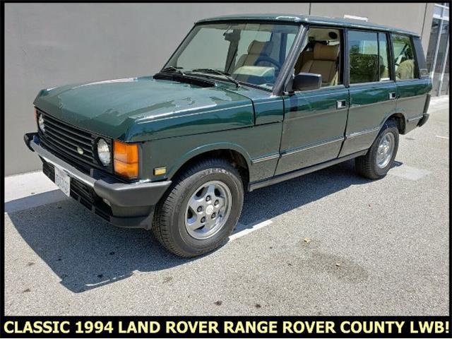Picture of '94 Range Rover - R0OJ