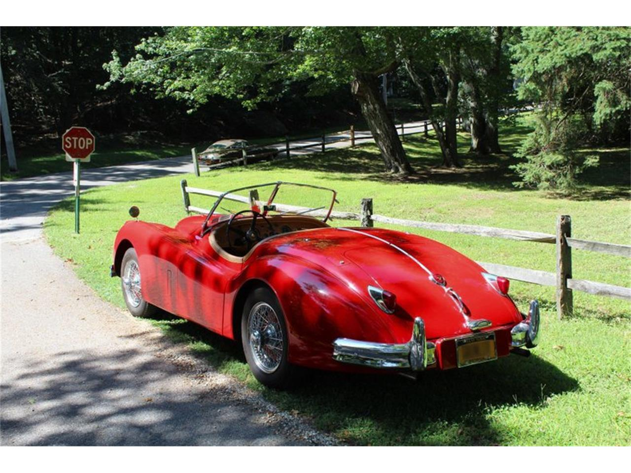 Large Picture of '56 XK - R4TJ