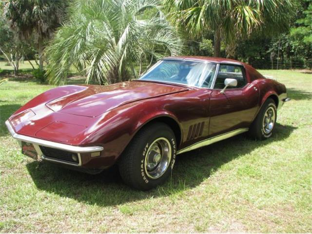 Picture of '68 Corvette - R0ON