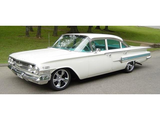 Picture of 1960 Impala located in Hendersonville Tennessee - R4VK