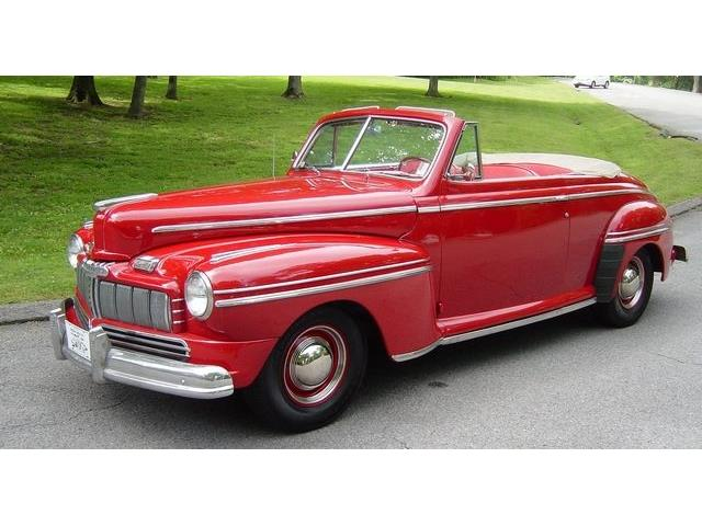 Picture of '46 Convertible - R4VM