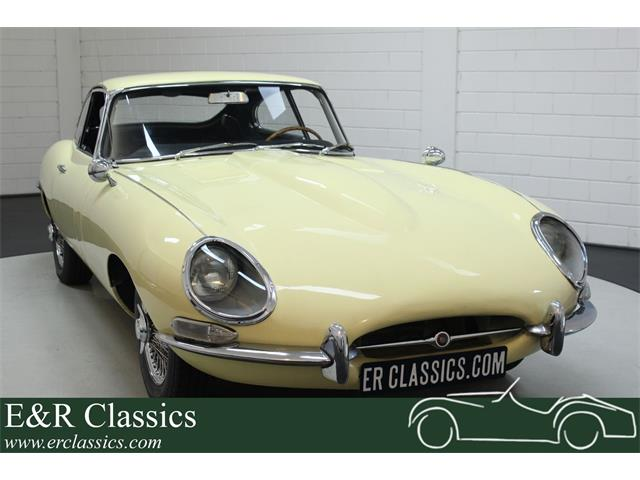 Picture of '66 E-Type - R4VZ