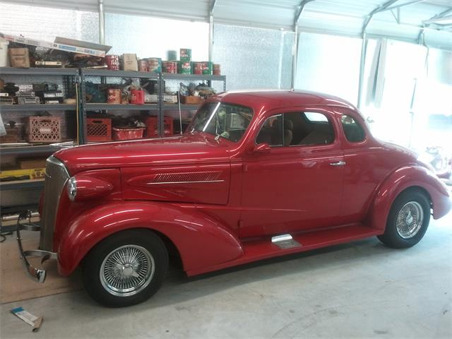 Picture of '37 Coupe located in Arkansas - R4W7