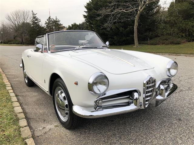 Picture of '60 Giulietta Spider - R4WK