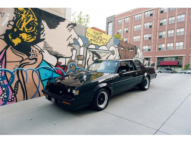 Picture of 1987 Buick GNX located in Iowa - $85,000.00 Offered by a Private Seller - R4X5