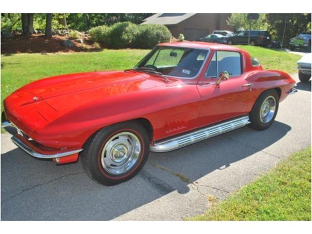 Picture of '67 Corvette - R4XC