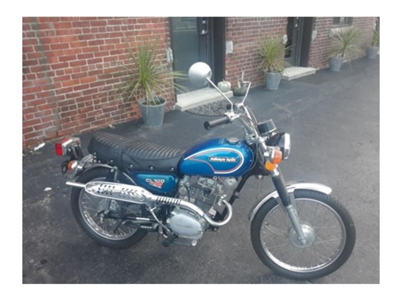 Large Picture of '69 Motorcycle - R4XT