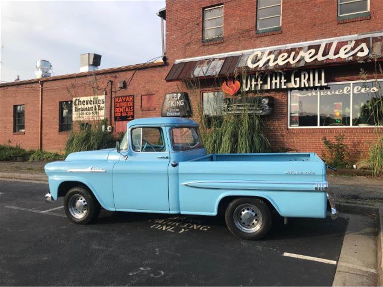 Large Picture of Classic 1958 Chevrolet Apache - $22,495.00 Offered by Classic Car Deals - R0P0