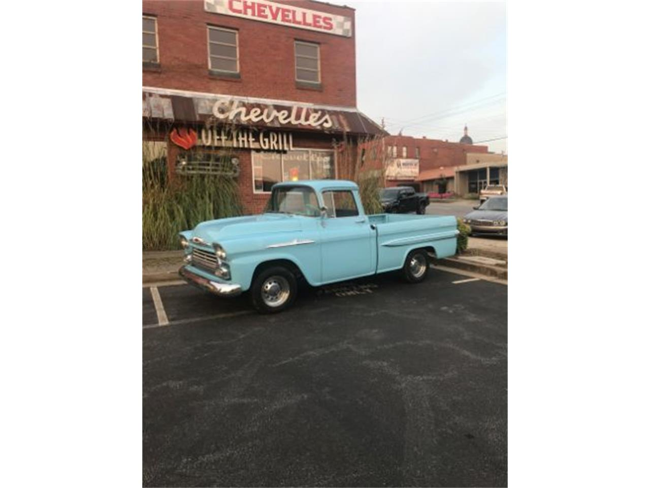 Large Picture of '58 Apache - $22,495.00 Offered by Classic Car Deals - R0P0