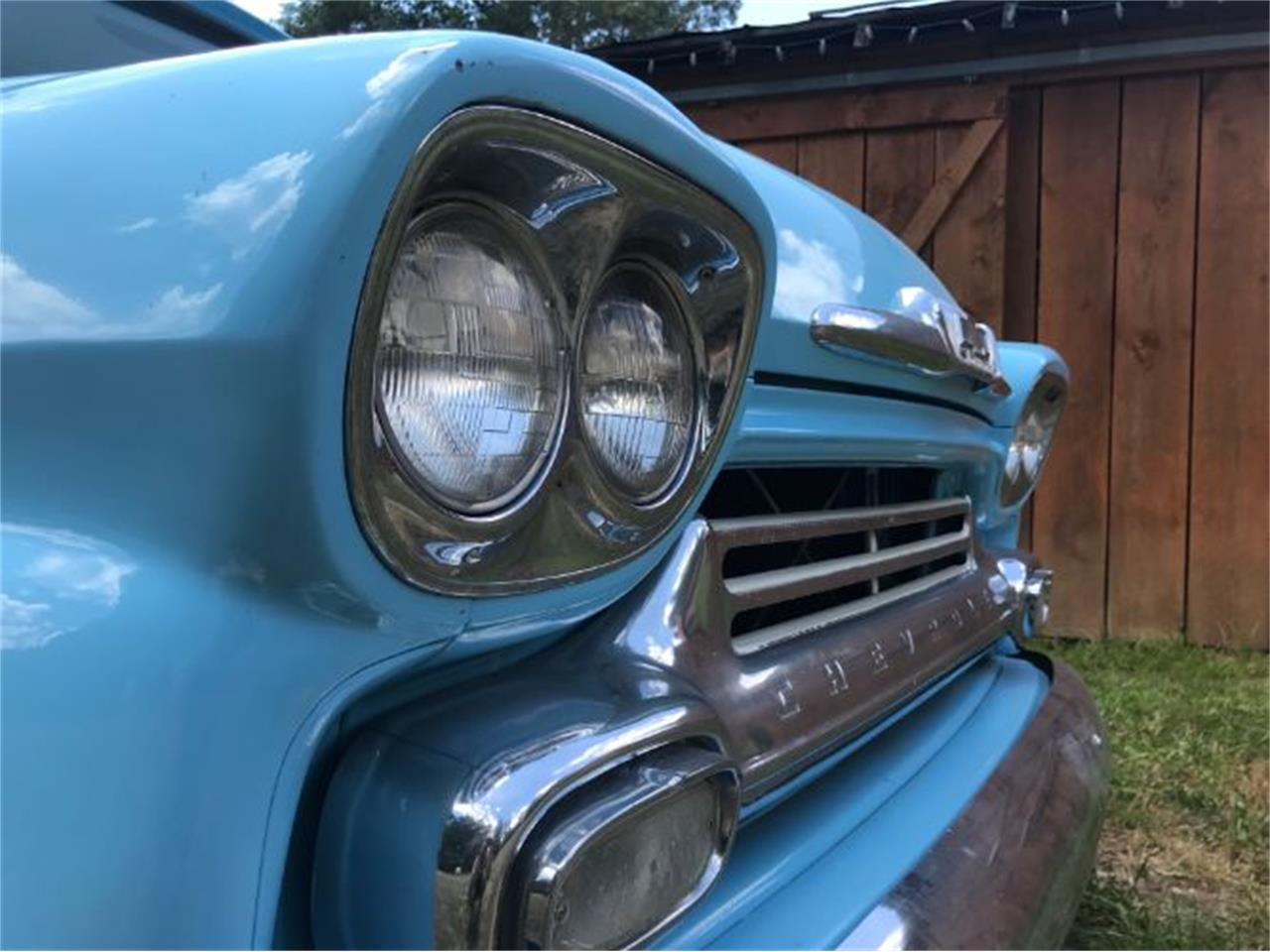 Large Picture of 1958 Chevrolet Apache located in Cadillac Michigan Offered by Classic Car Deals - R0P0
