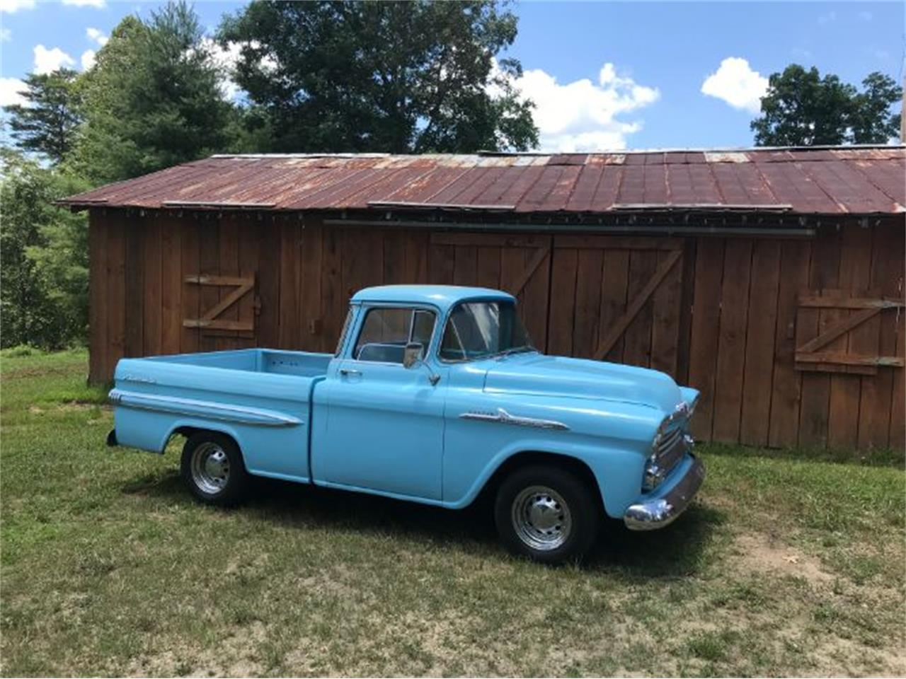 Large Picture of Classic 1958 Apache located in Michigan - $22,495.00 Offered by Classic Car Deals - R0P0