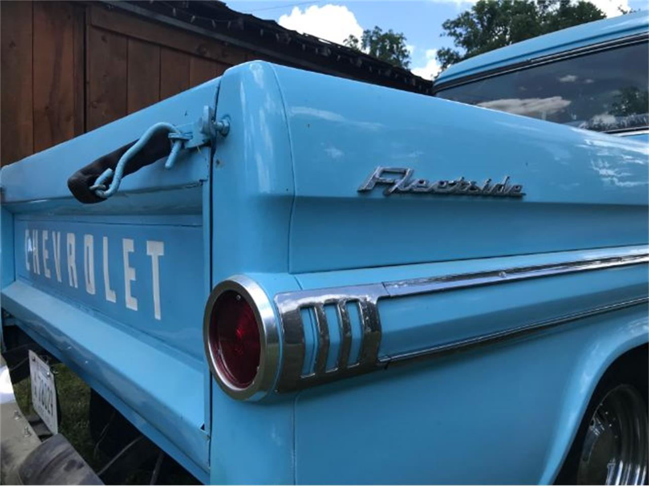Large Picture of '58 Apache located in Cadillac Michigan Offered by Classic Car Deals - R0P0