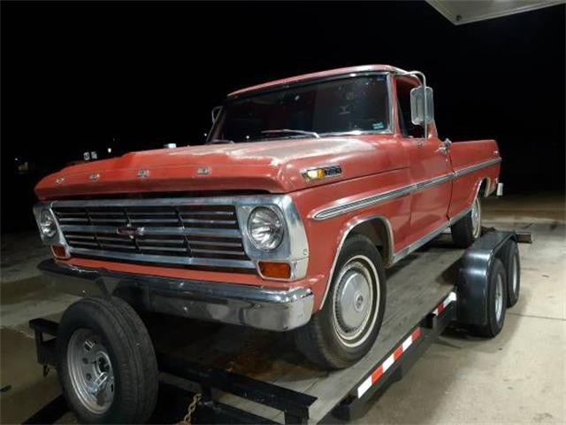 Picture of '68 F100 - R0PB