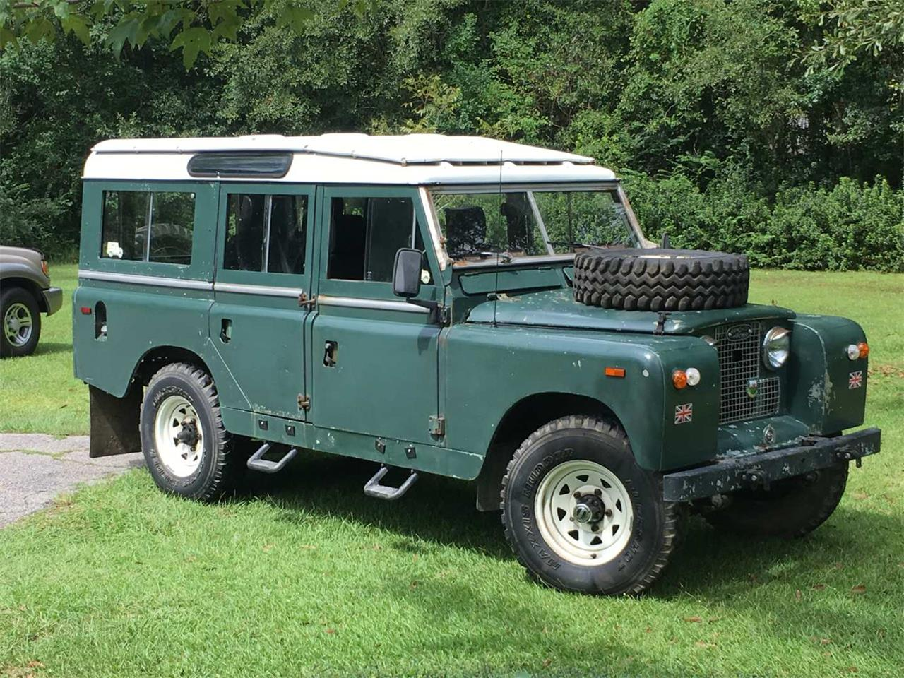 Large Picture of '65 Series IIA - R56Z