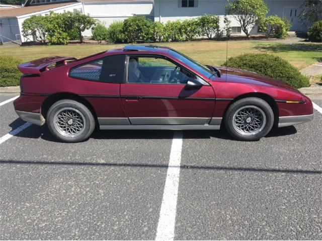 Picture of '87 Fiero - R0PZ