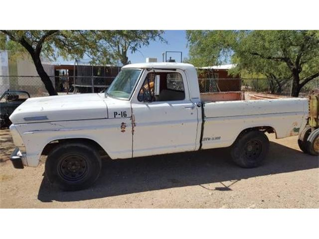 Picture of '67 F100 - R0Q5