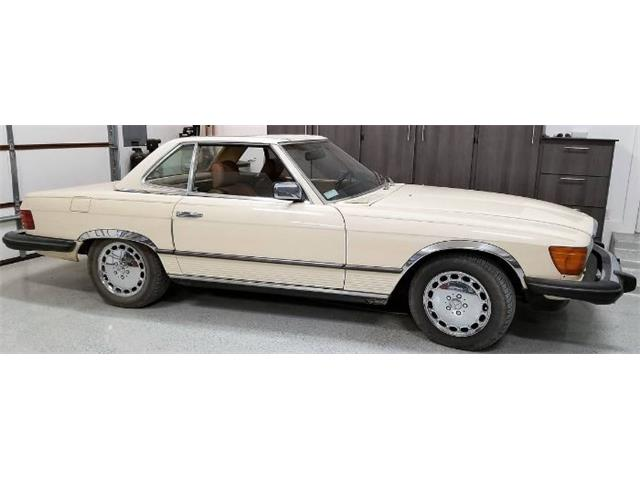 Picture of '83 380SL - R0Q6