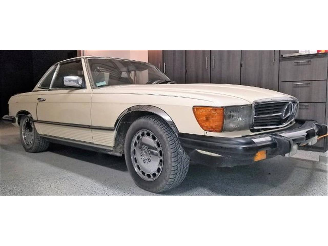 Large Picture of '83 380SL - R0Q6