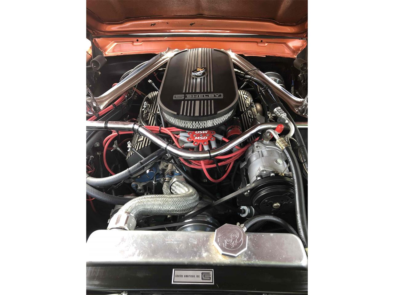 Large Picture of '65 Mustang GT350 - R5A2