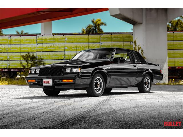 Picture of '87 Grand National - R5BJ