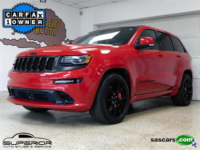 Picture of 2016 Grand Cherokee located in New York - R5DM
