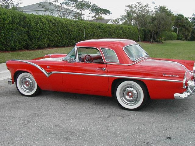 Picture of '55 Thunderbird - R5DS