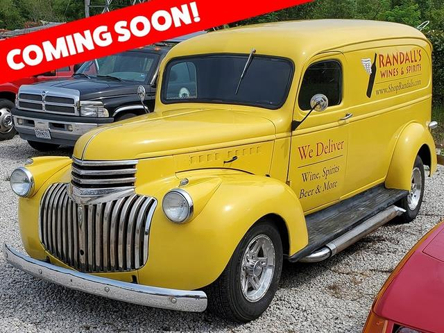 Picture of '47 Chevrolet Panel Truck - R5E0